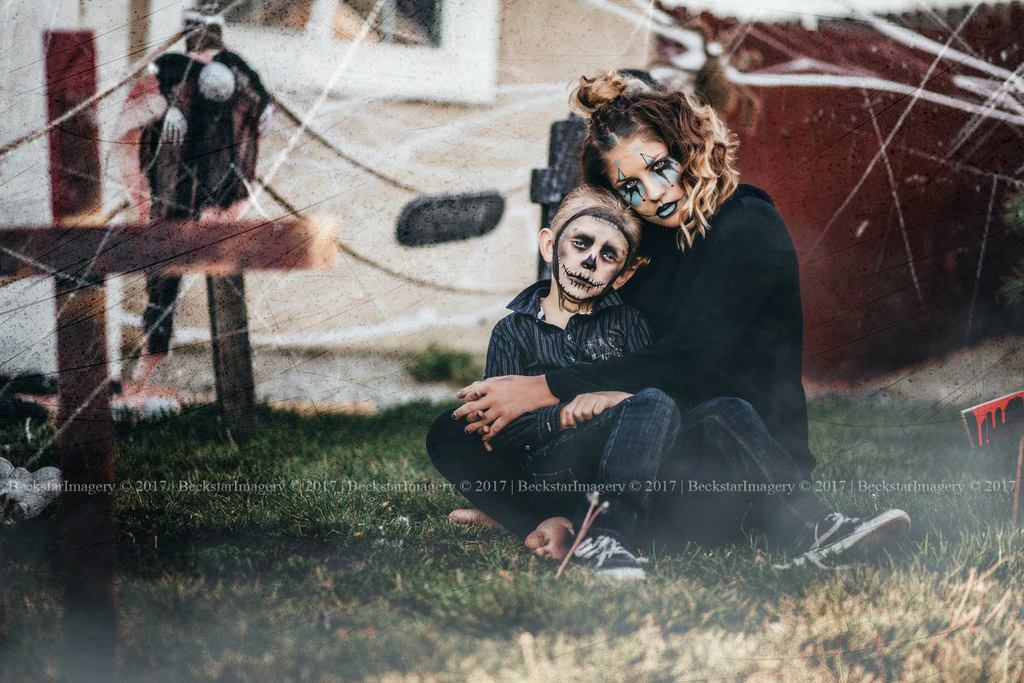 Ganadores del desafío fotográfico de Halloween