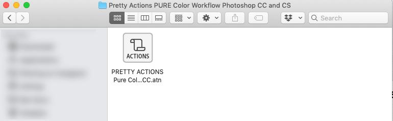 Cómo instalar acciones en Photoshop Elements