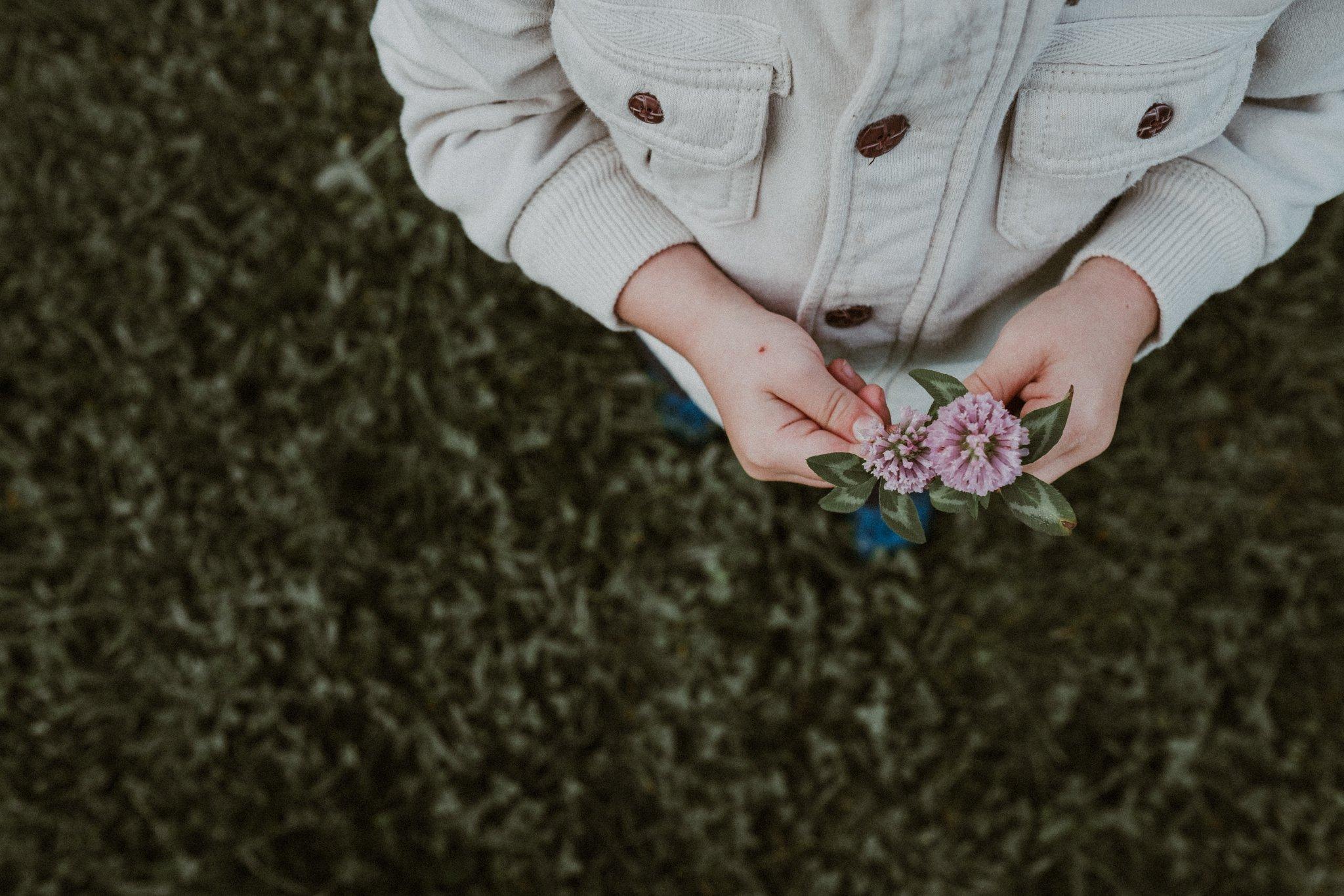 Proyecto de fotografía de maternidad