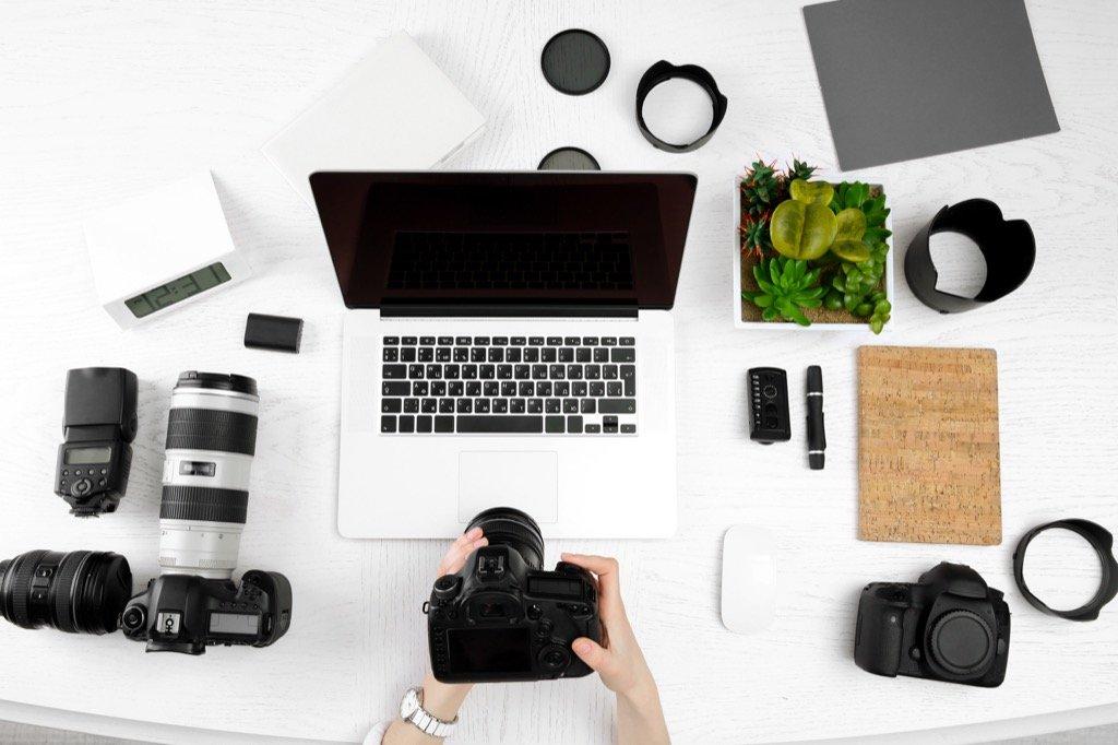Qué incluir en los paquetes de fotografía