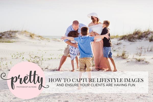 Fotografía de estilo de vida: cómo capturar imágenes naturales en todo momento