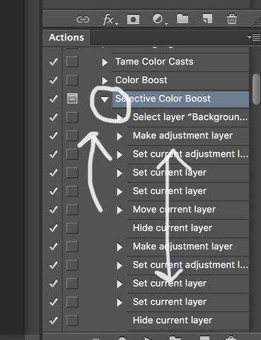Cómo eliminar una ventana emergente de acciones de Photoshop para un flujo de trabajo más rápido