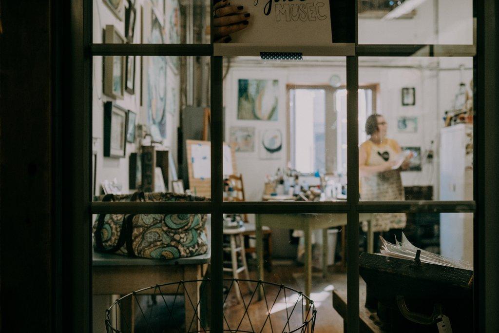 Presets de Lightroom fotografiar a un artista
