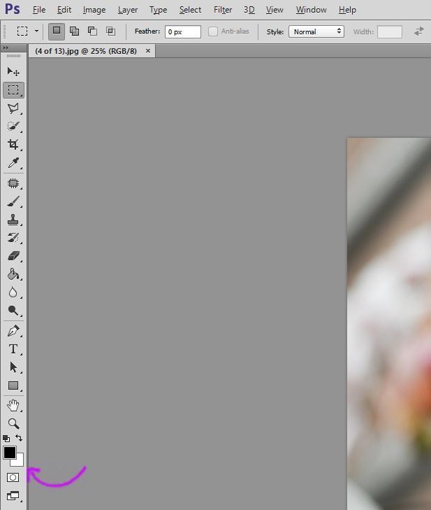 Cómo hacer una viñeta en Photoshop