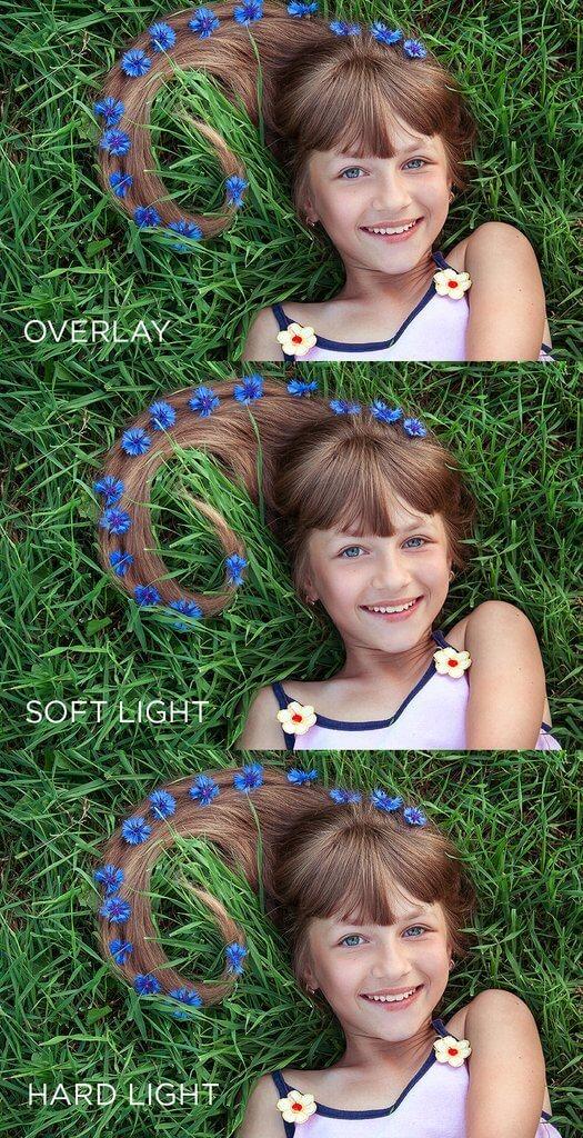 filtro de paso alto de photoshop