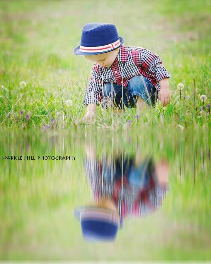 Cómo crear reflejos en Photoshop