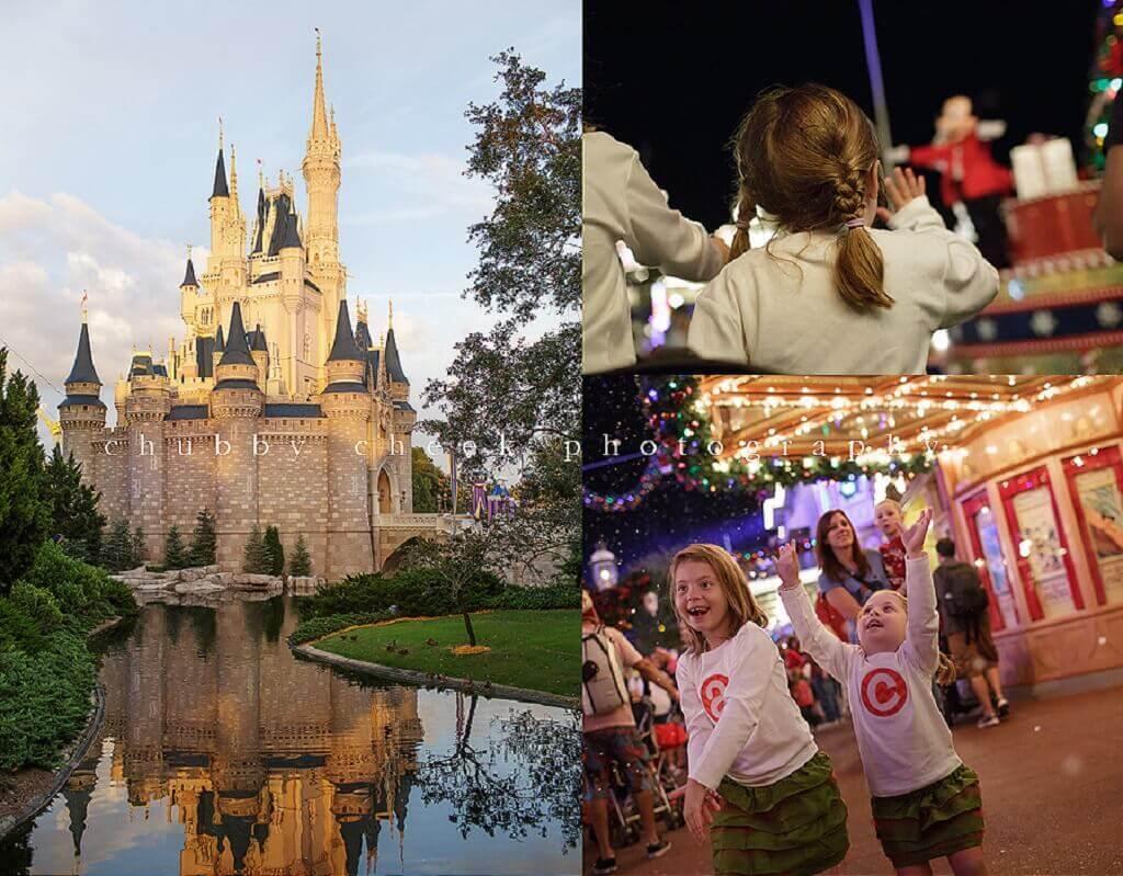 Consejos para tomar fotos en Disney