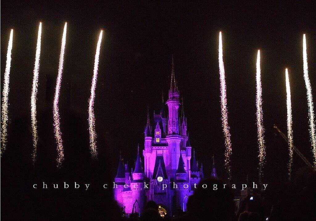 Consejos para fotografiar noches de Disney