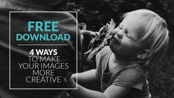 4 formas de hacer que sus imágenes sean más creativas