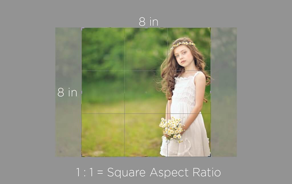 dimensiones de la foto para imprimir