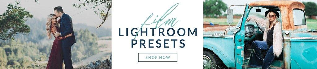 Presets de película de Lightroom