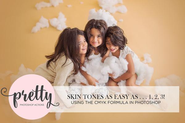 ¡Tonos de piel en Photoshop tan fácil como uno, dos, tres!