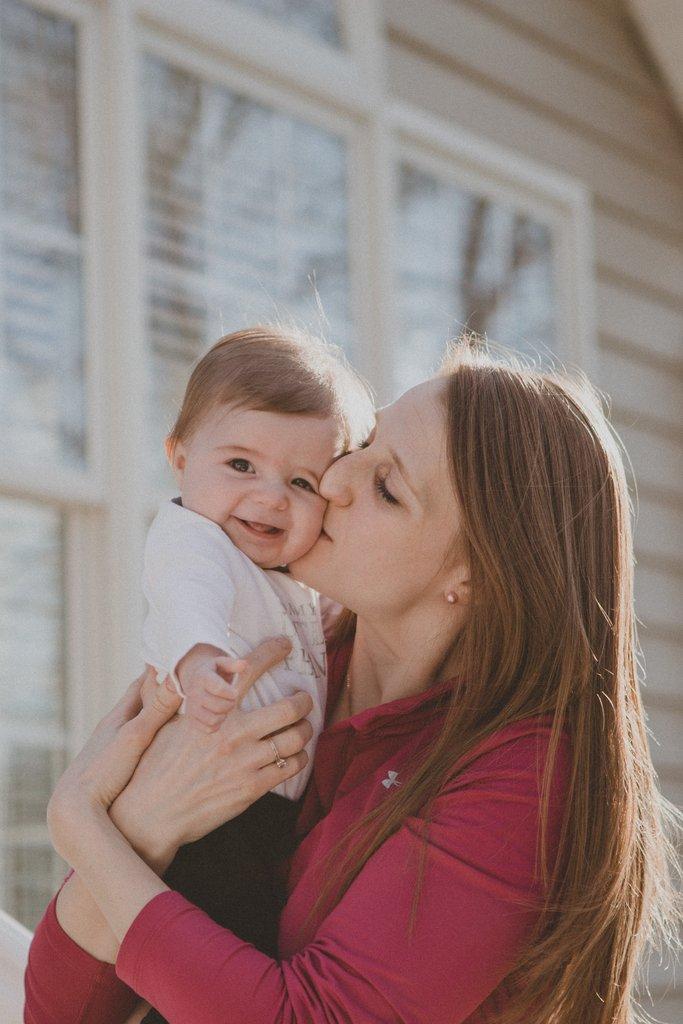 Fotografiar a mamás con sus hijos