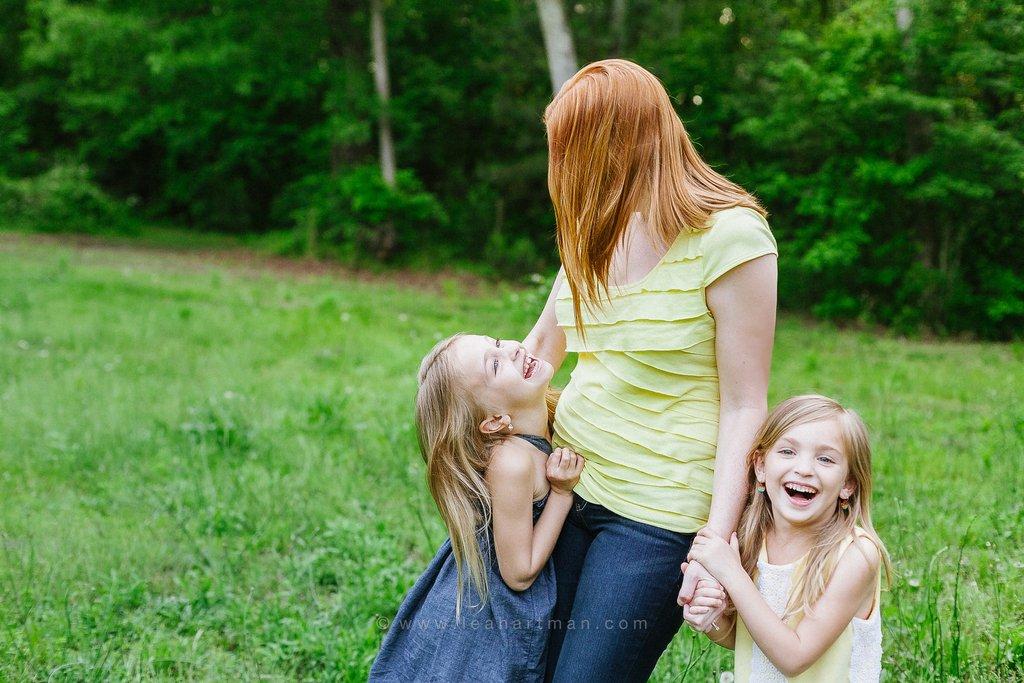 Mamá está en la imagen: capturando la conexión