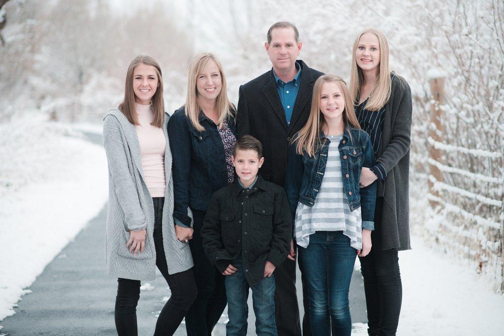 Entra en la foto con tu familia