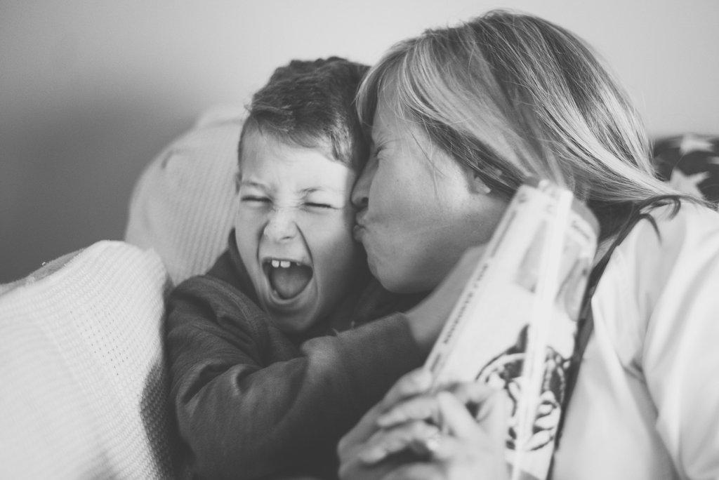 Mom's in the Photo: herramientas para hacer que entrar en la foto sea fácil