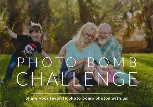 Photo Bomb and Bloopers – Anunciados los ganadores del desafío de fotografía