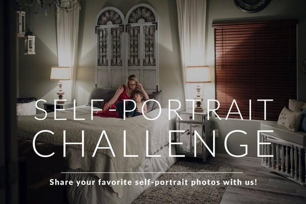 Ganadores del desafío de autorretrato fotográfico