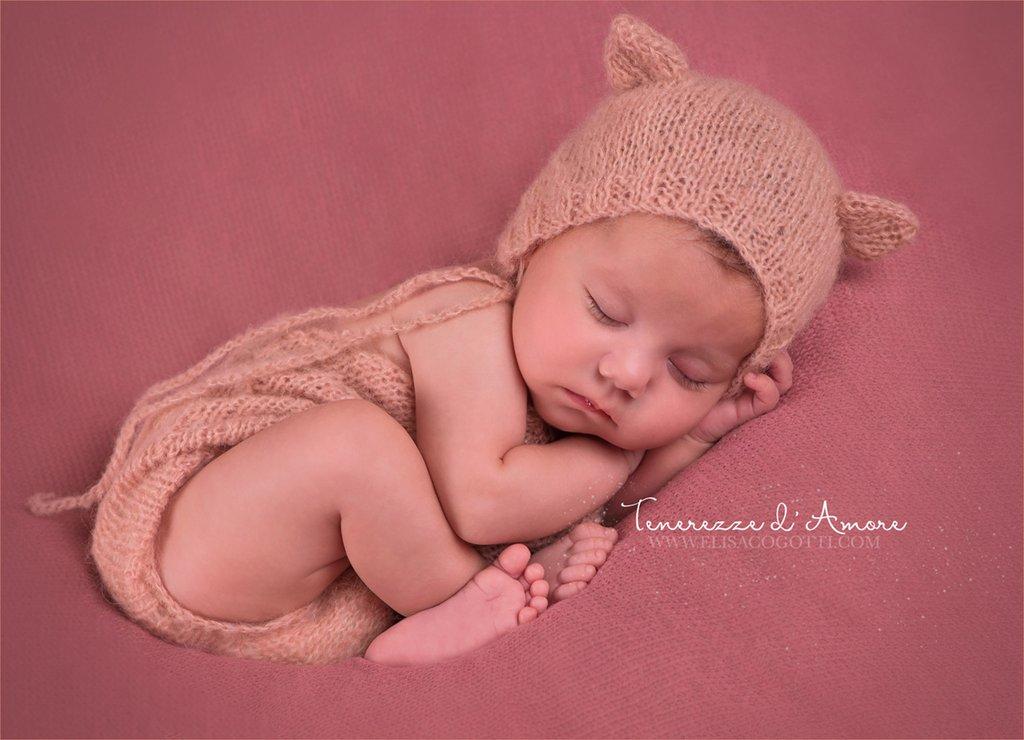 Tenerreze D'amore fotografía de recién nacidos