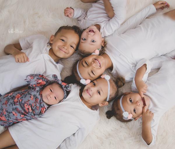 6 consejos para fotografiar niños