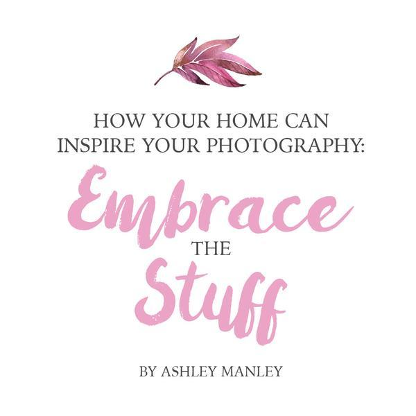 Cómo su hogar puede inspirar su fotografía: Adopte las cosas