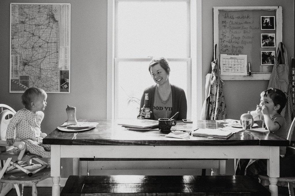 Cómo su hogar puede inspirar su fotografía: volver a ver a las personas