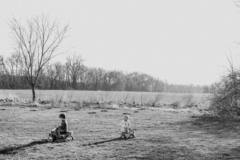 Cómo su hogar puede inspirar su fotografía: salga al aire libre
