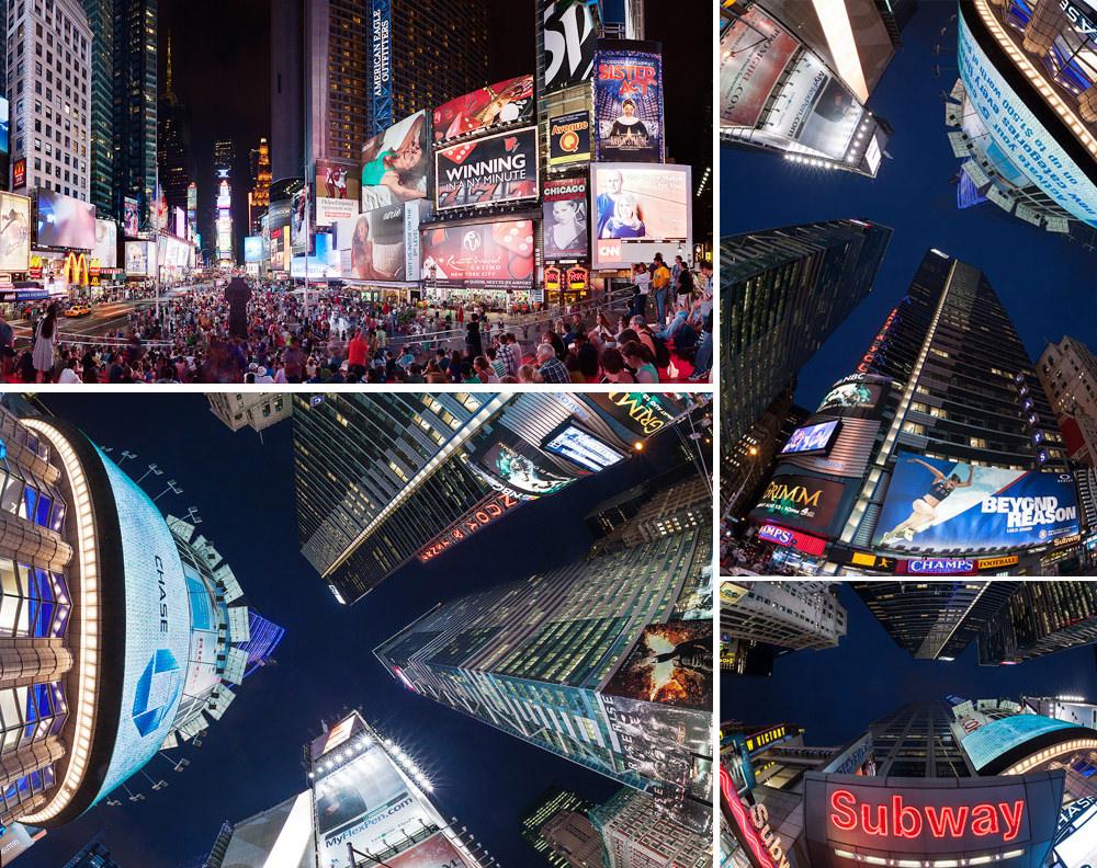 Consejos esenciales para la fotografía de Times Square