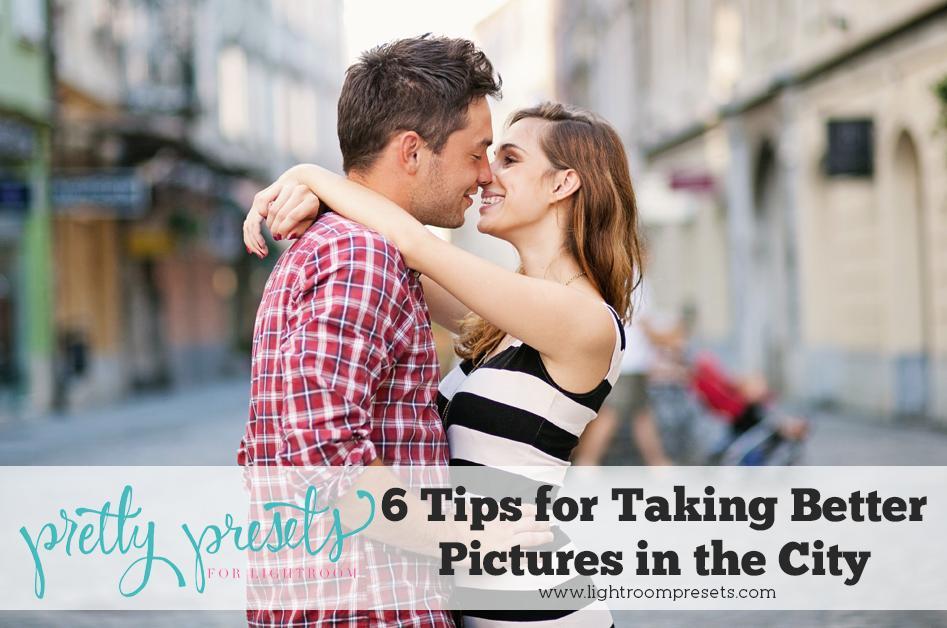 6 consejos para tomar mejores fotografías en la ciudad