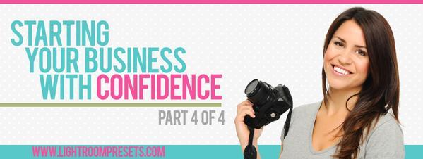 Comenzar su negocio de fotografía con confianza: 5 consejos para comenzar