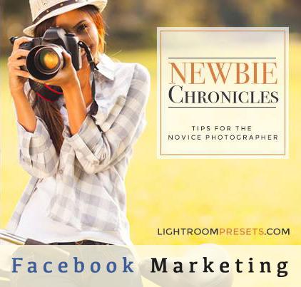 Cómo los fotógrafos pueden usar Facebook para marketing