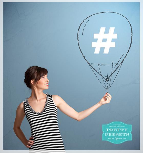 Cómo los fotógrafos pueden usar hashtags con éxito