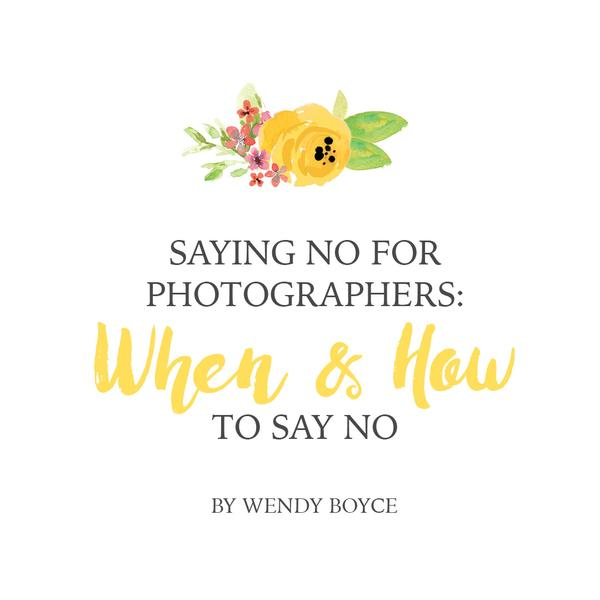 Decir no a los fotógrafos: bonitos presets para Lightroom