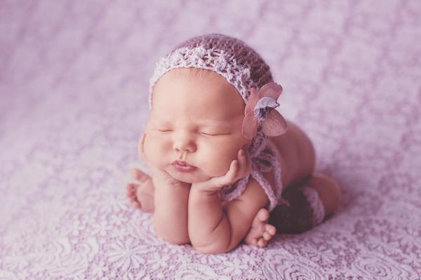 Descripción general de las acciones de Photoshop para recién nacidos de Luxe