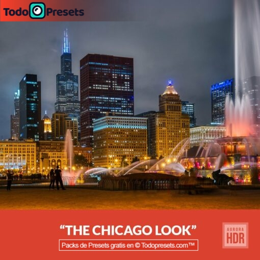 Aurora HDR Look Chicago