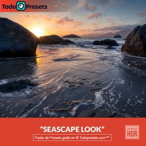 Aurora HDR Look Seascape gratis