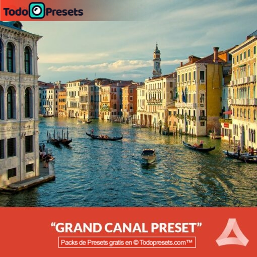 Aurora HDR Preset Grand Canal
