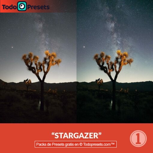 Capture One Preset Stargazer