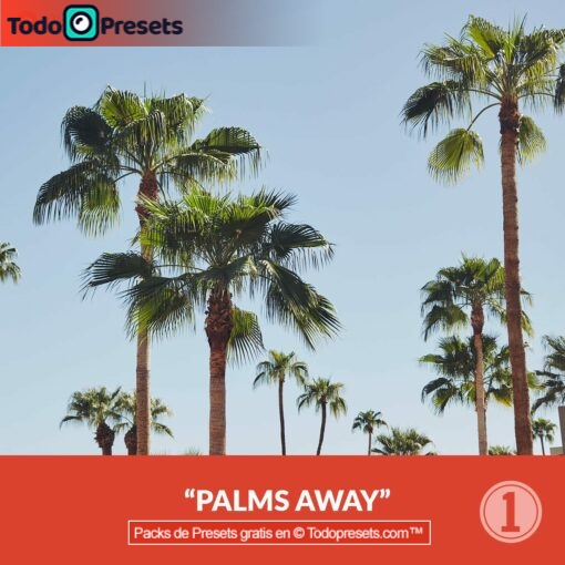 Captura una palmas Presets