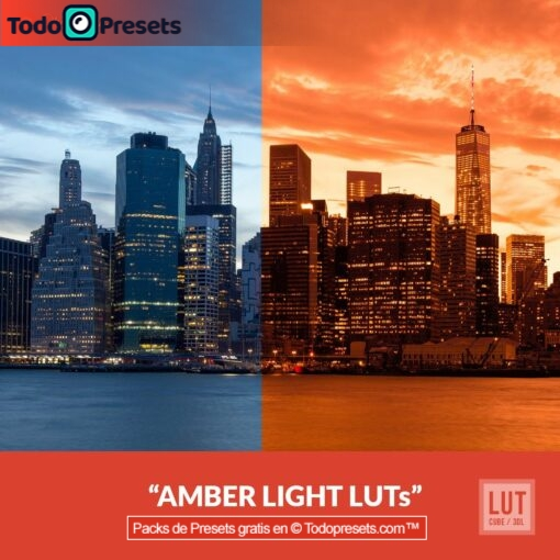 LUTs Amber Light