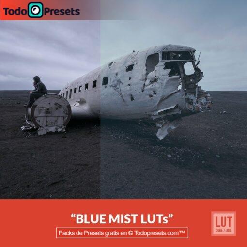 LUTs Blue Mist