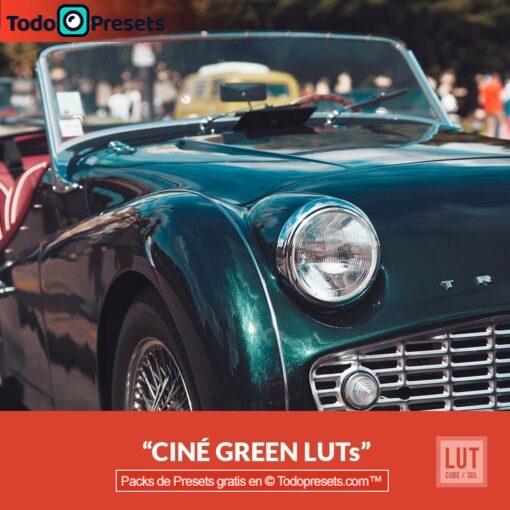 LUT Ciné Green