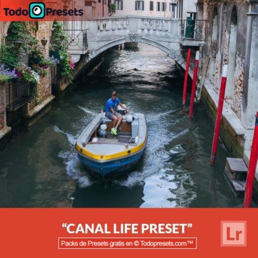 Vida útil predeterminada del canal de Lightroom gratis