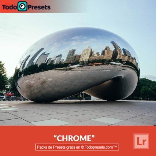 Lightroom Preset Chrome