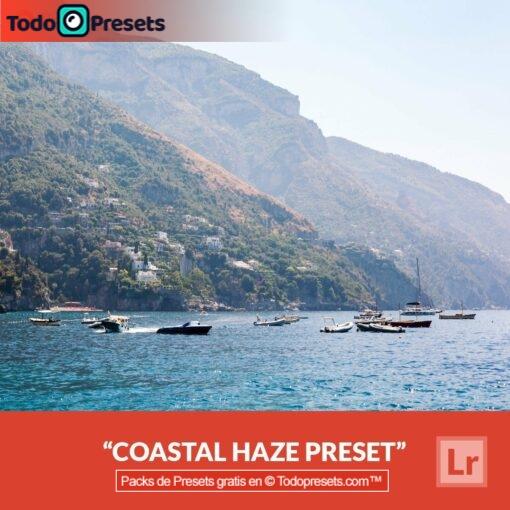 Lightroom Preset Coastal Haze