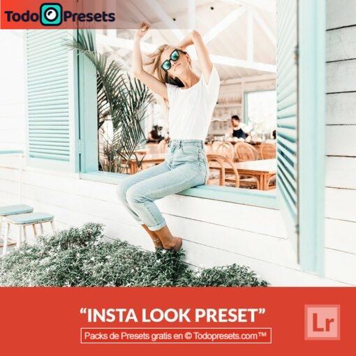 Aspecto de instalación Preset de Lightroom gratis