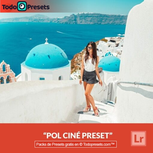 Lightroom Preset POL Ciné gratis