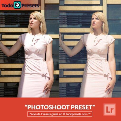 Sesión de fotos Preset de Lightroom gratis