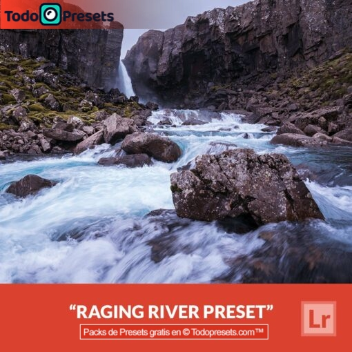 Lightroom Preset Raging River