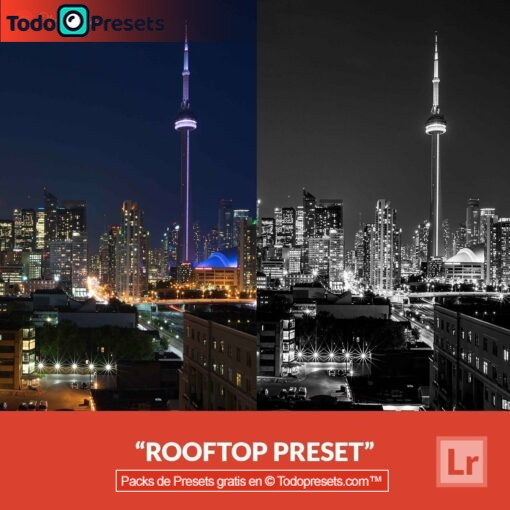 Rooftop Preset de Lightroom gratis